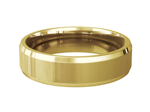 Gents Wedding ring (GOLD) - Model Ref. RS-PB39
