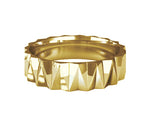 Gents Wedding ring (GOLD) - Model Ref. RS-PB42