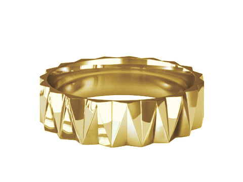 Gents Wedding ring (GOLD) - Model Ref. RS-PB69
