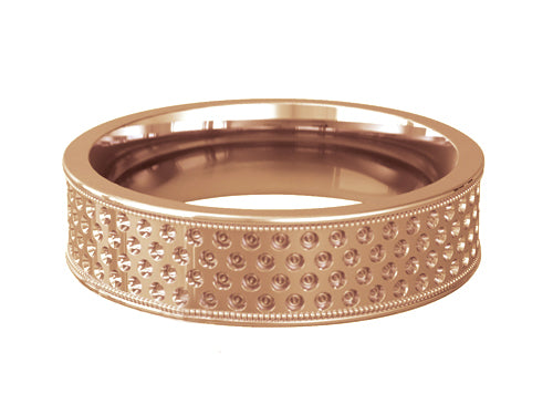 Gents Wedding ring (GOLD) RS-PB043