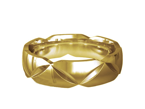 Gents Wedding ring (GOLD) - Model RS-PB0047
