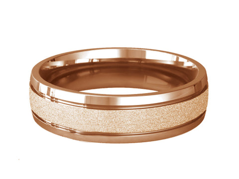 Gents Wedding ring (GOLD) - Model RS-PB0050