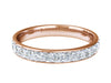 Ladies Diamond Wedding ring (GOLD) -RS-PB65