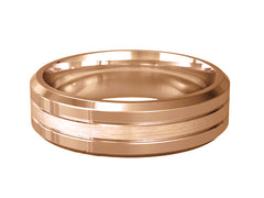 Gents Wedding ring (GOLD) - Model Ref. RS-PB68
