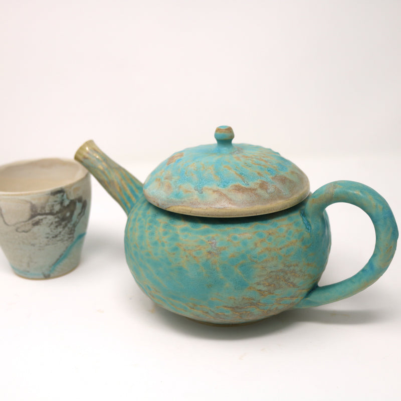 Alan McCluney - Teapot