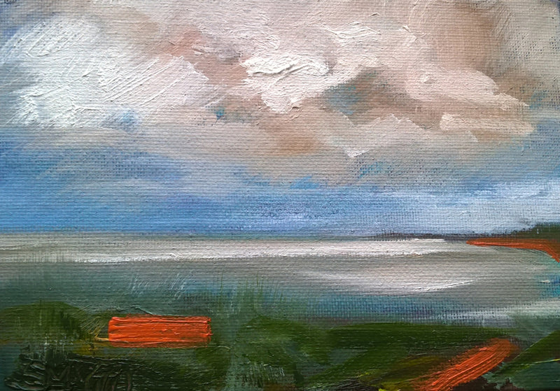 Sinead Smyth - A Tender Place to Breathe - Island View