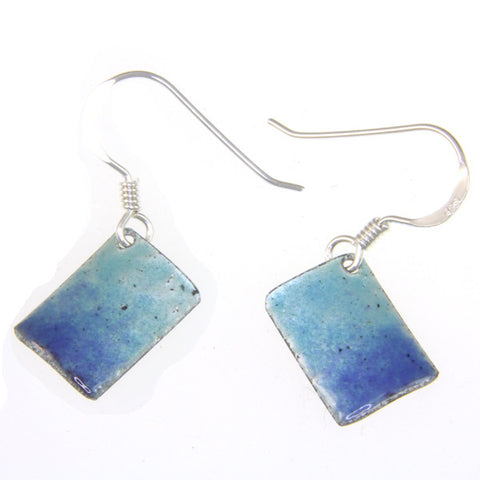 Enamelled Earrings (SQ)