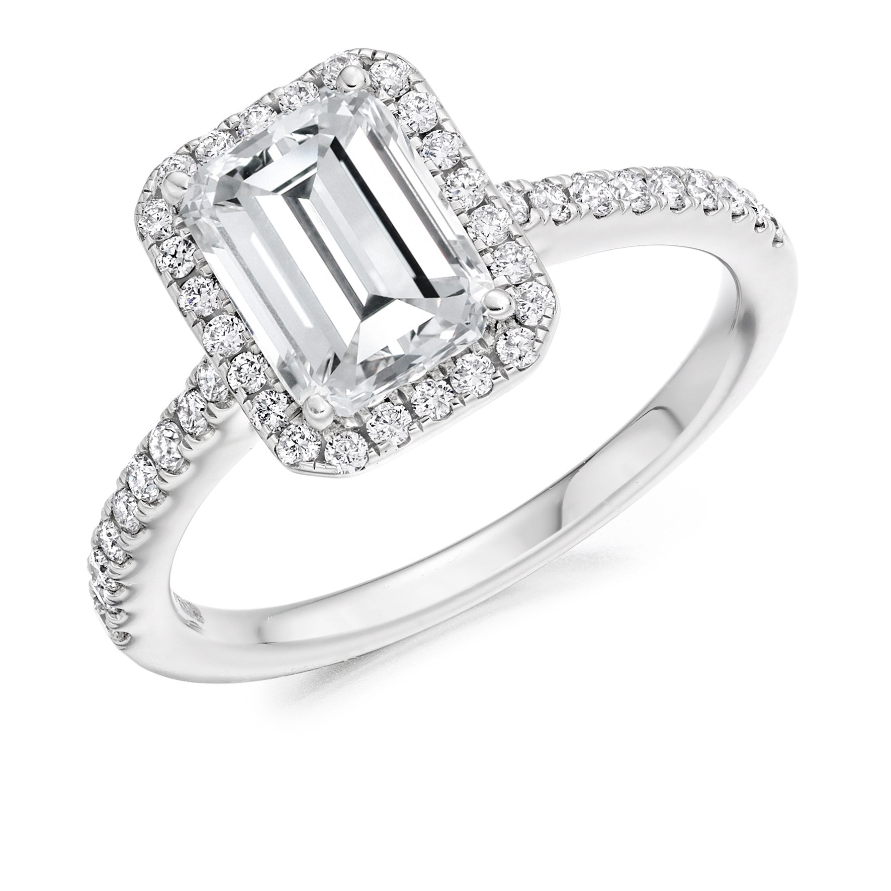 copy star engagement and cut rings products pearce prong band ltd oval jb shared platinum laura of diamond emerald