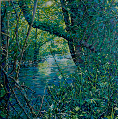 Alison Jess -  In the Thick of It - Ravarnet River
