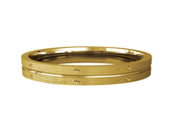 Ladies Wedding ring (GOLD) - Model RS-PB08L