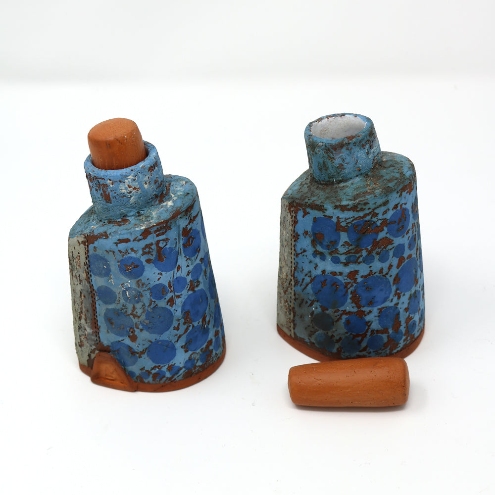 Maria Connolly - Small bottles with stopper
