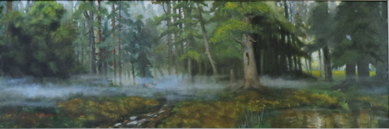 Barry Williamson - Mist in Benevenagh Forest