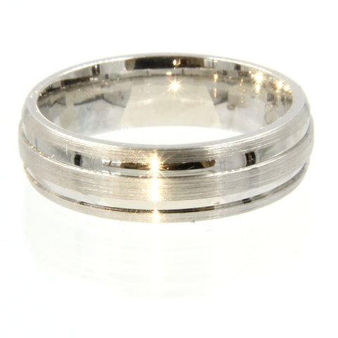 Gents Wedding ring (PALLADIUM OR PLATINUM) - Model RS-PB13