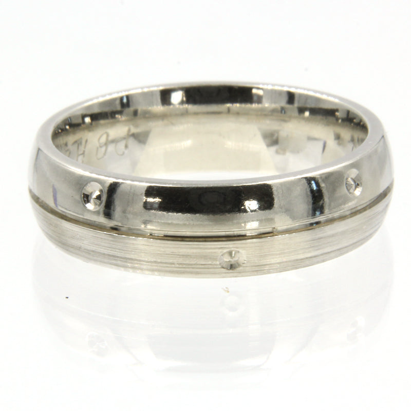 Gents Wedding ring (PALLADIUM OR PLATINUM) - Model RS-PB21