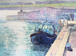 Shimmering Sea - Watercolour by Peter Shaw