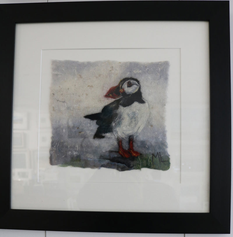 Marie-Louise Gormley:  Puffin