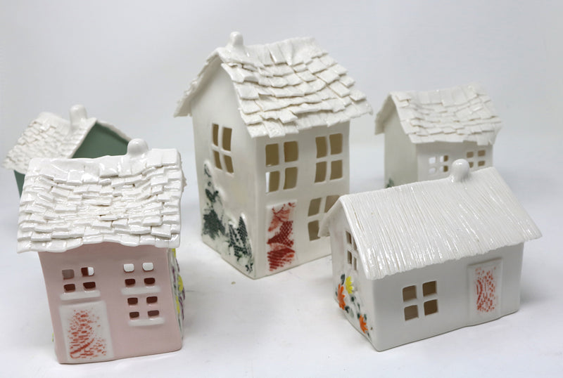 Sasha McVey, Ceramicist - Small Cottage