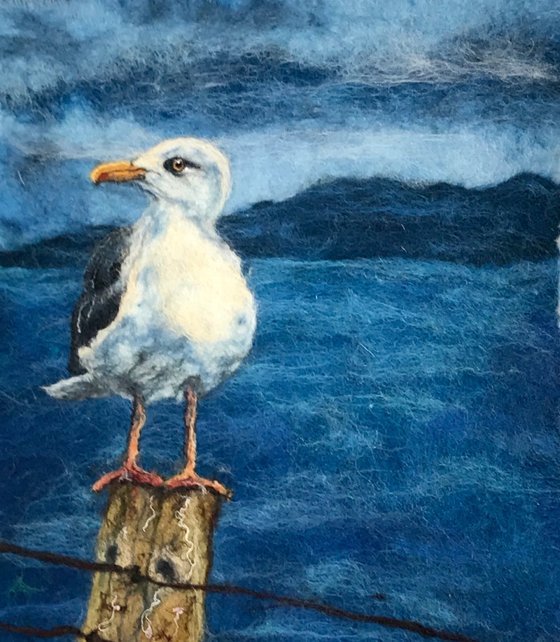 Marie-Louise Gormley:  Seagull