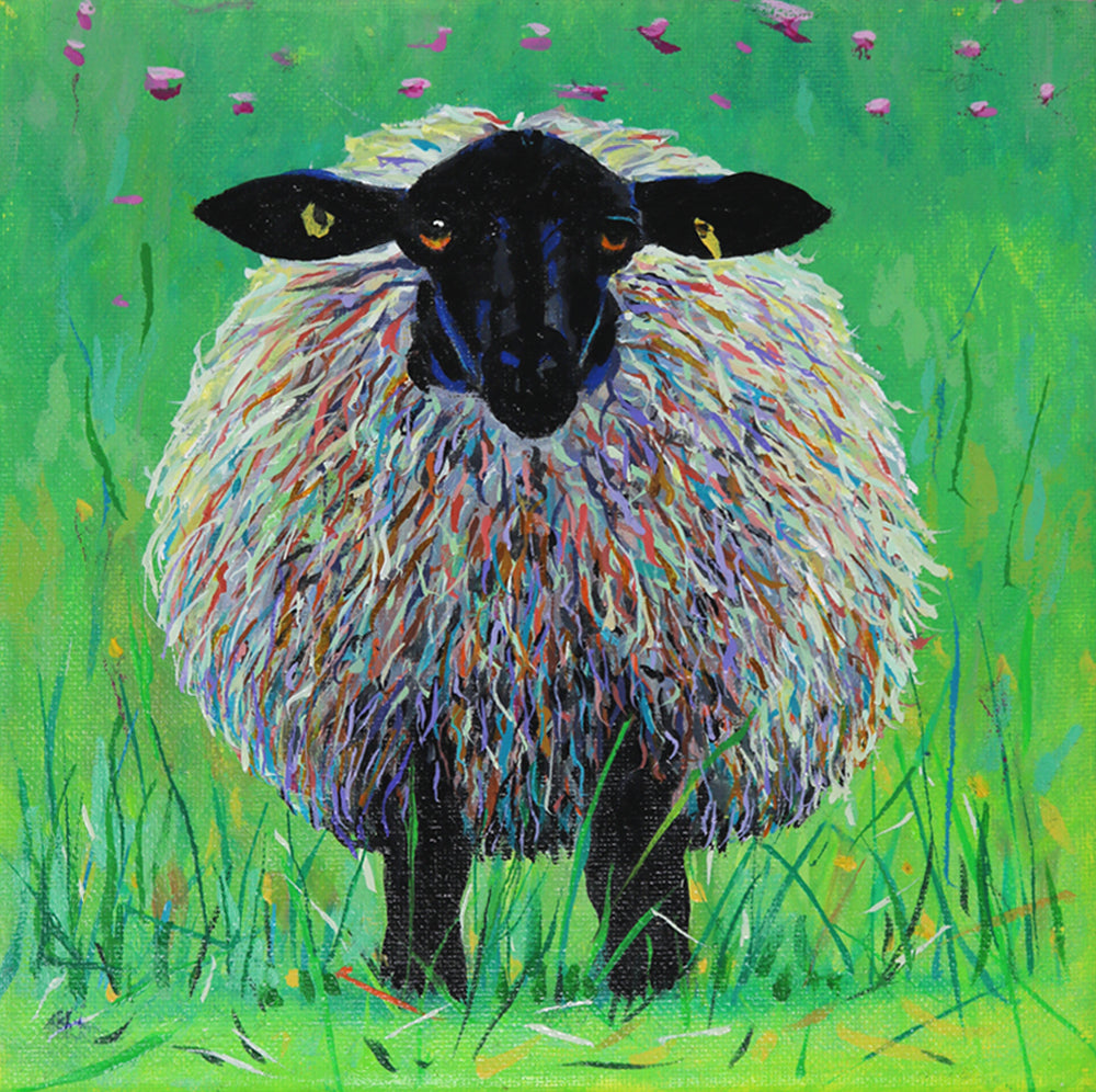 Alison Jess - Sheep