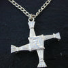 Sterling Silver St Brigid's Cross - Celtic Symbol of Faith and Perseverance