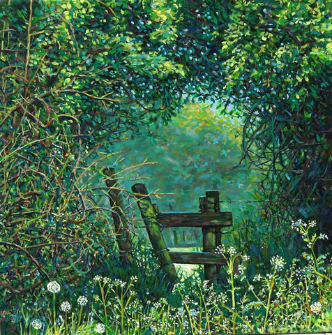 Alison Jess -  Stile - Shadow side