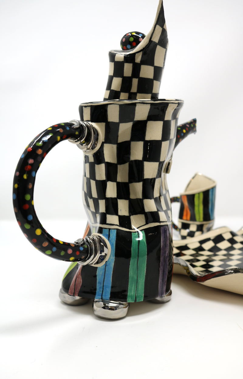Checkmate Tea Party Set