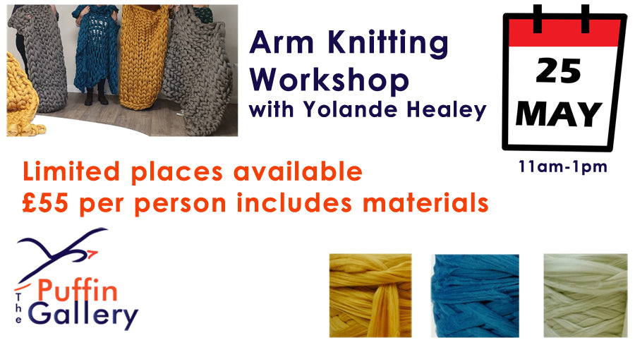 ARM KNITTING WORKSHOP