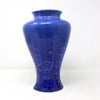 Dark Blue Tall Vase by Babs Belshaw