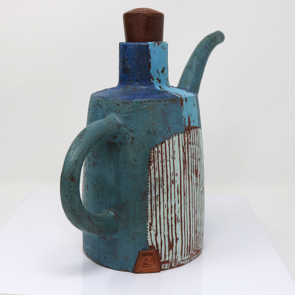 Maria Connolly - Spouted Vessels and Teapots