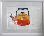 Barbara Allen - The Kettle - Watercolour