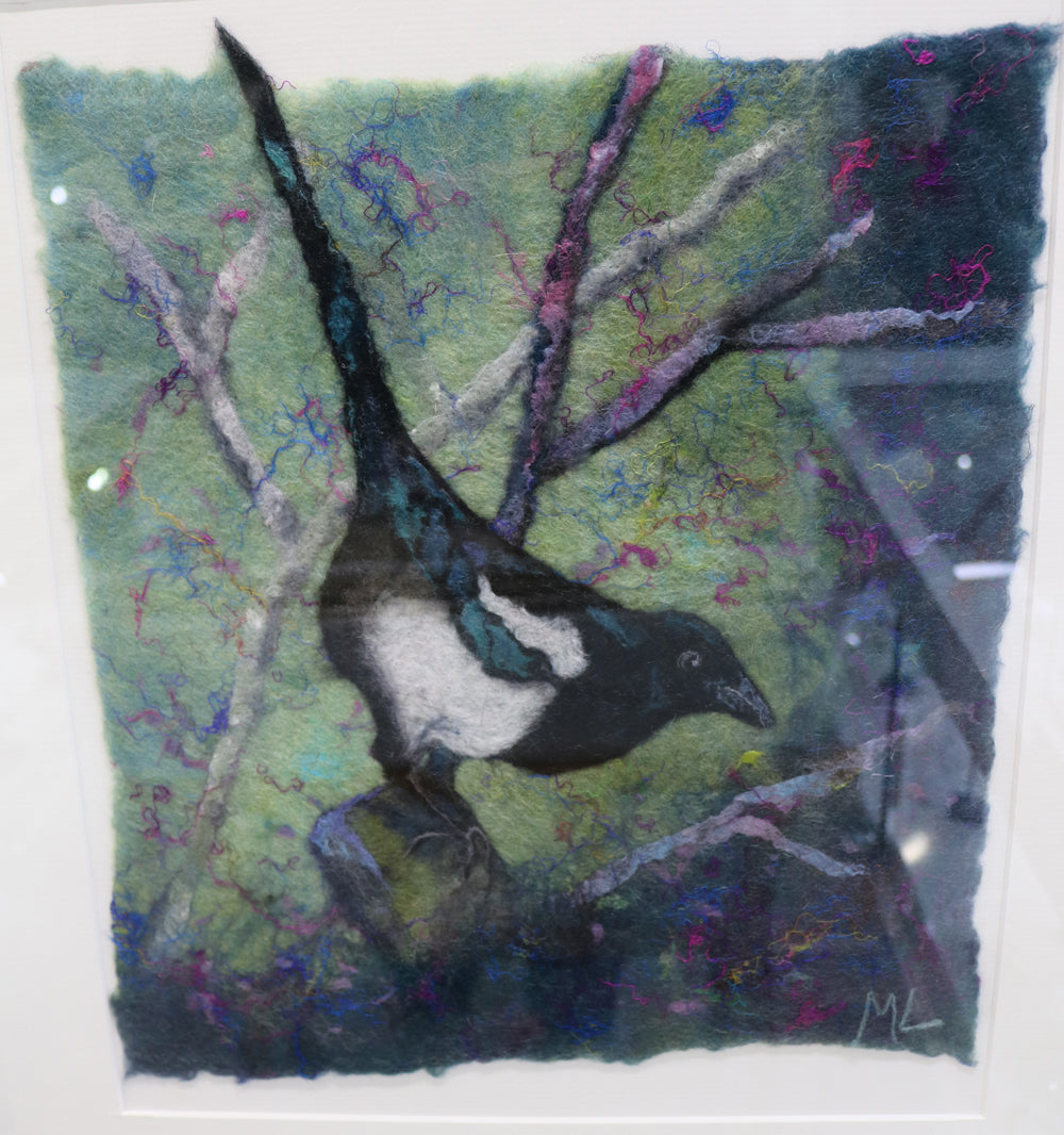 Marie-Louise Gormley:  Magpie