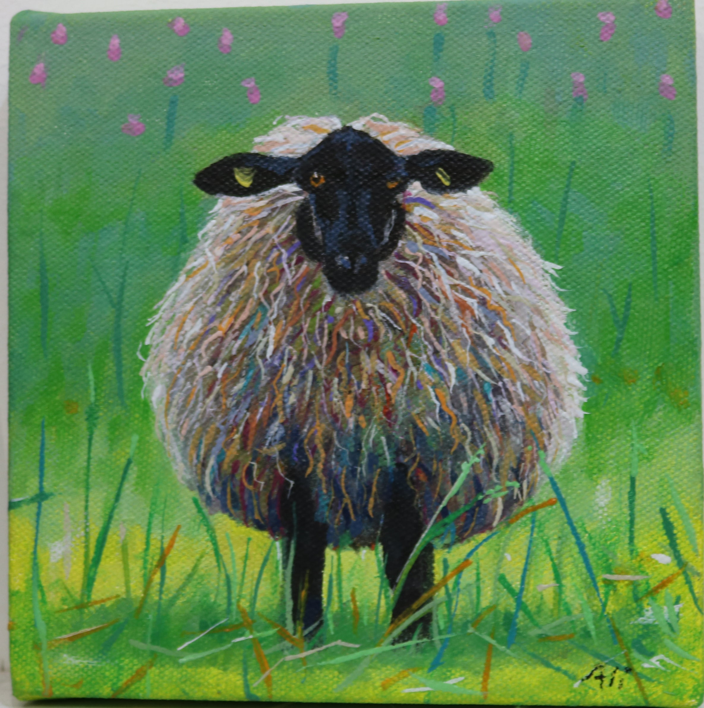 Sheep - Alison Jess