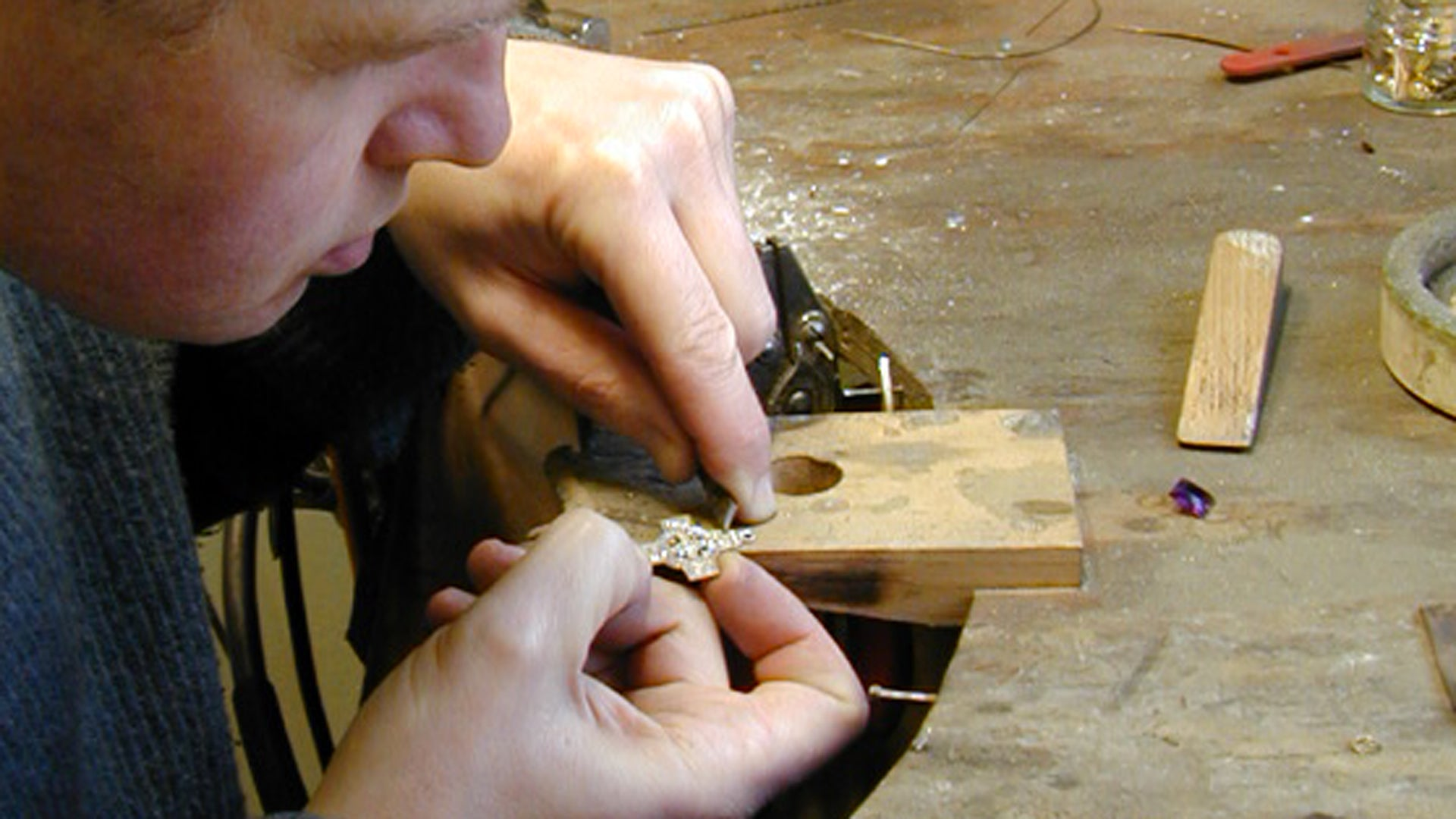 Commission a bespoke piece of jewellery