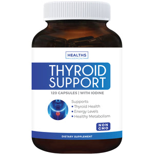 Thyroid Support 120 Capsules