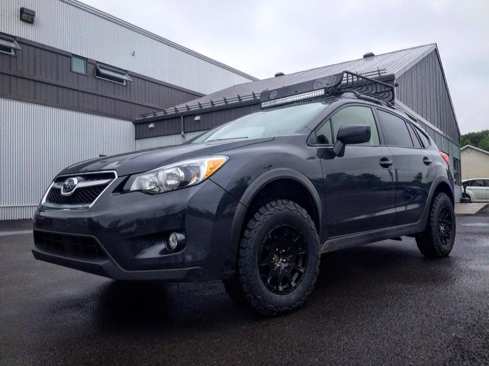 projects projets tagged subaru crosstrek lift kit. Black Bedroom Furniture Sets. Home Design Ideas