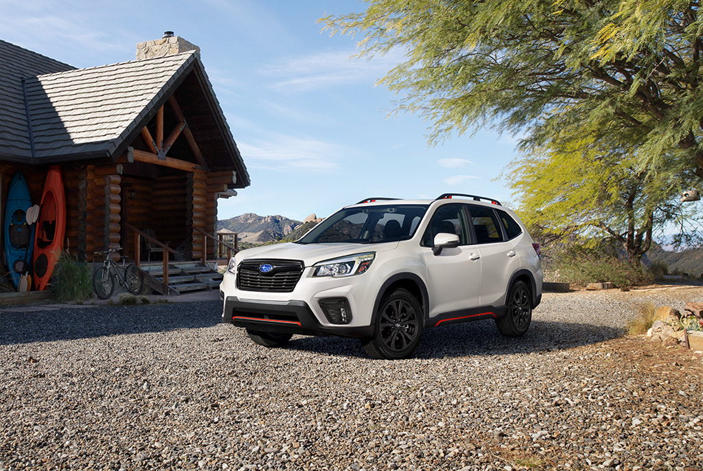 ALL-NEW 2019 SUBARU FORESTER® DEBUTS AT NEW YORK INTERNATIONAL AUTO SHOW