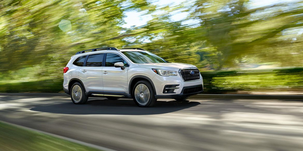 All-New 2019 Subaru Ascent Three-Row SUV Debuts in LA