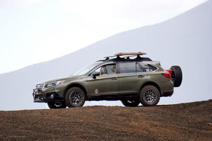 4XPEDITION - 2017 Subaru Outback 3.6R