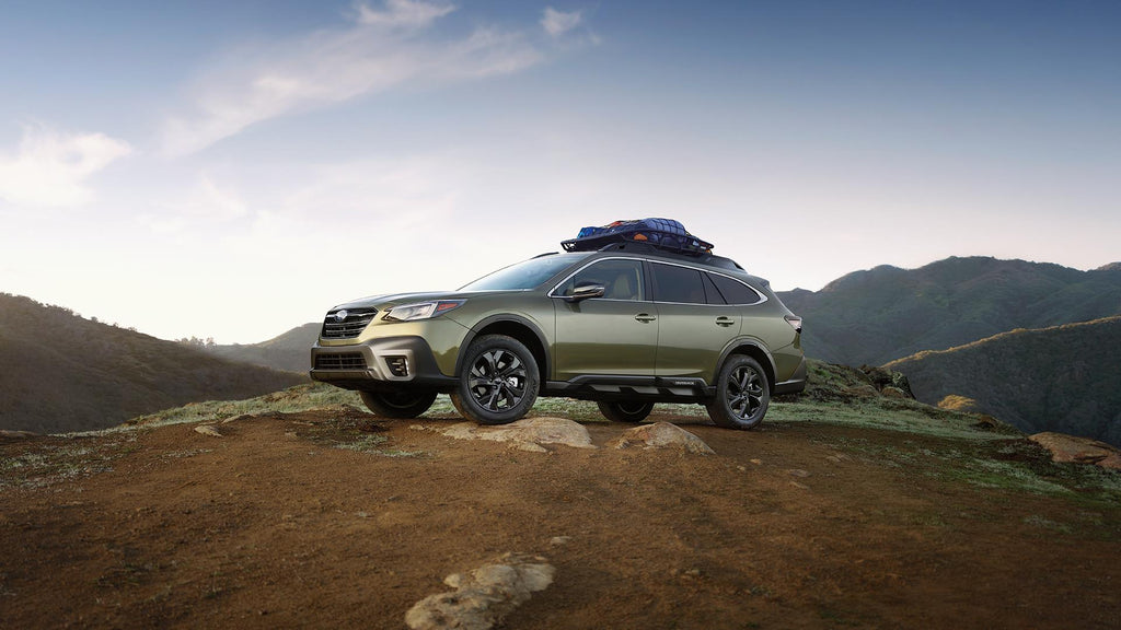 The new 2020 Subaru Outback