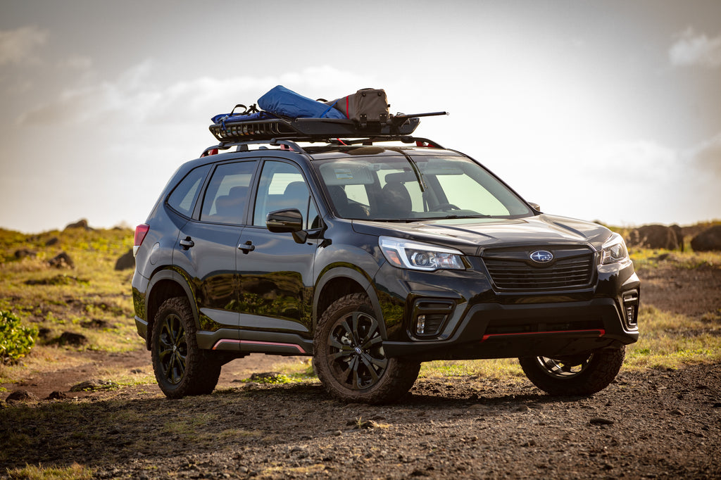 Subaru Forester Off Road >> Projects Forester Lp Aventure Inc