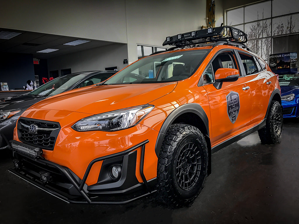 Projects Crosstrek Lp Aventure Inc