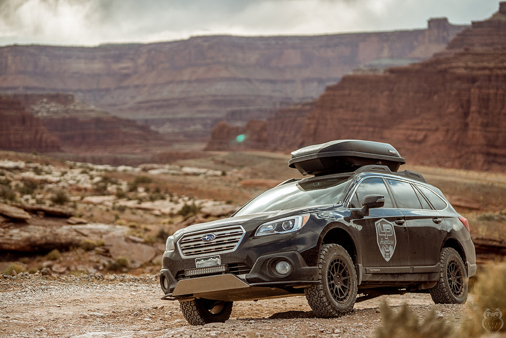 2017 Subaru Outback - Robert Champion