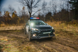 2019 Subaru Crosstrek - Aventure County Sheriff's Car - Halloween