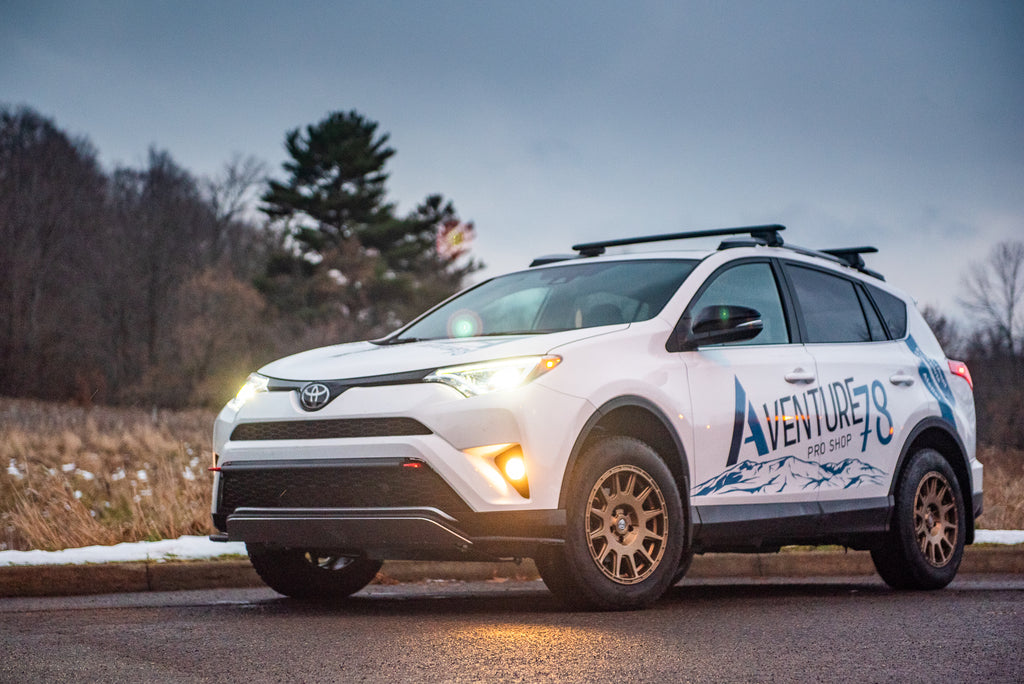 Projects Rav4 Lp Aventure Inc