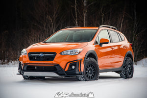 2020 - Subaru Crosstrek - Sunshine orange
