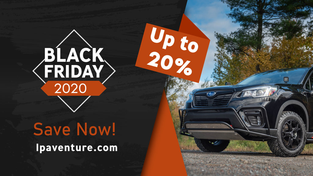 Black Friday sale - From November 27th to 30th