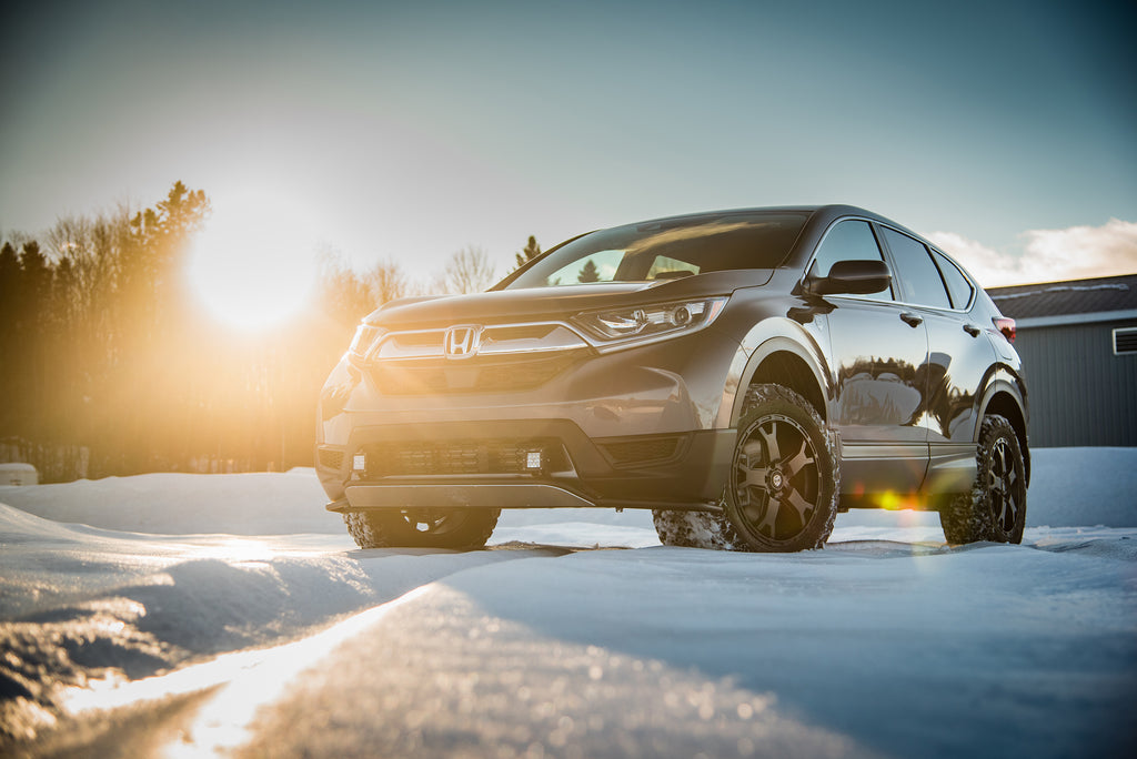2019 Honda CR-V - LP Aventure - on LP-2 wheels