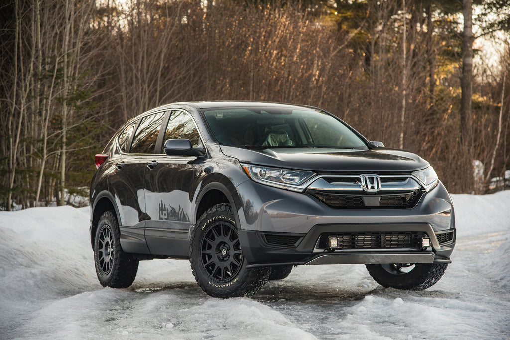 2019 Honda CR-V - LP Aventure on LP-1 wheels