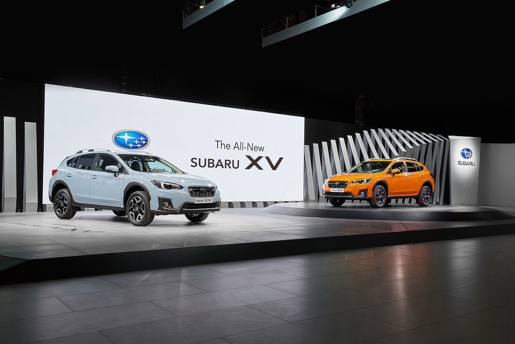 World Premiere of All-New Subaru Crosstrek at 2017 Geneva International Motor Show