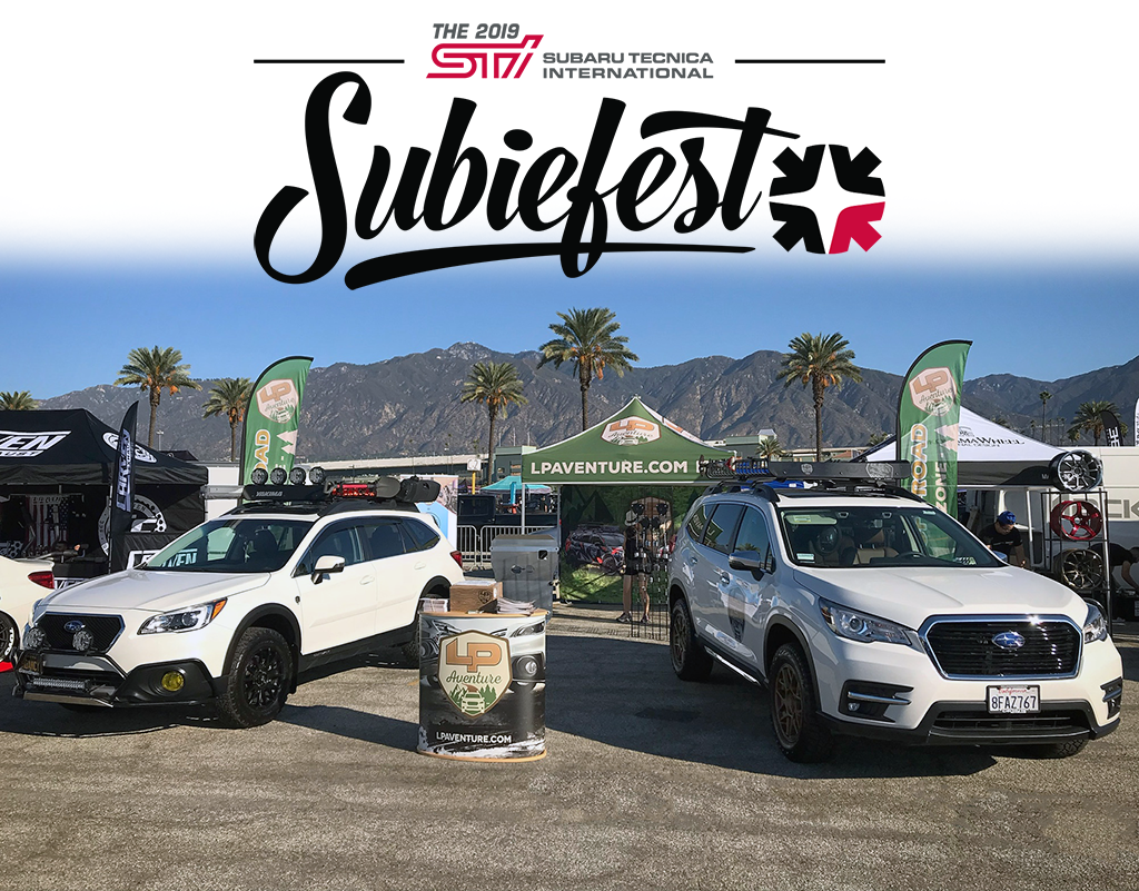 Subiefest 2019 - California